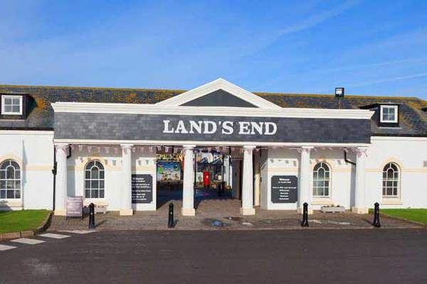 Land's End Entrance